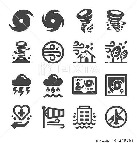 storm icon 44249263