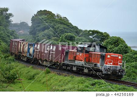 DD511804コンテナ貨物列車 44250169