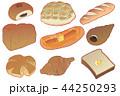 様々なパン 44250293