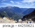 焼岳 山 風景の写真 44250621