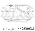 地図 ワールド 世界のイラスト 44250938