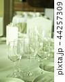 ウェディング 結婚 テーブルの写真 44257309