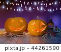 ハロウィン ハロウィーン かぼちゃの写真 44261590