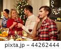 クリスマス コンパ パーティーの写真 44262444