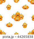 かわいい 可愛い 10月のイラスト 44265838