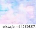 水彩 にじみ テクスチャーのイラスト 44269357