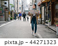 女性 旅 旅行の写真 44271323