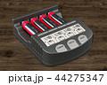 バッテリーチャージャー バッテリー 電池のイラスト 44275347
