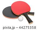 テーブルテニス ピンポン 卓球のイラスト 44275358