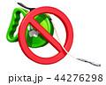 禁止 禁止マーク 禁止看板のイラスト 44276298