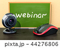 オンラインセミナー 教育 コンセプトのイラスト 44276806
