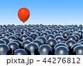 風船 気球 リーダーのイラスト 44276812