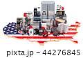 アメリカ 合衆国 マップのイラスト 44276845