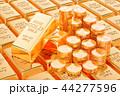 金 黄金 金色のイラスト 44277596