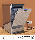 食器洗い機 食器洗浄機 食洗機のイラスト 44277710