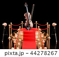 ヴァイオリン 教壇 演台のイラスト 44278267