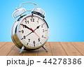 アラームクロック 目覚し時計 目覚まし時計のイラスト 44278386
