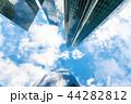高層ビル群 超高層建築 高層ビルの写真 44282812