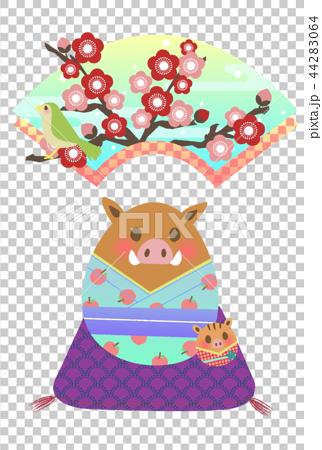 野豬崛起洩漏(新年賀卡減產) 44283064