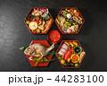 おせち料理 General Japanese New Year dishes(osechi) 44283100