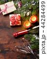 クリスマス プレゼント 贈り物の写真 44284499