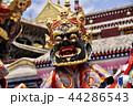 中国・青海省・西寧郊外のタール寺の仮面舞踏 44286543