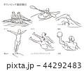 オリンピック競技種目 44292483