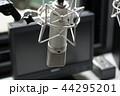 マイク マイクロホン マイクロフォンの写真 44295201