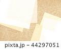 和紙 背景 紙のイラスト 44297051