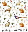 うさぎ ウサギ 兎のイラスト 44297114