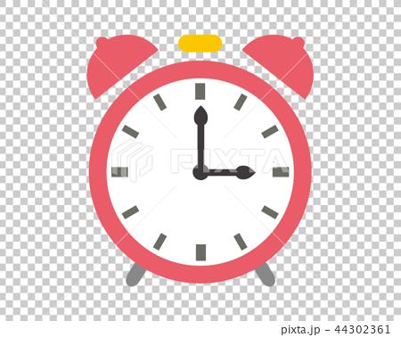 时钟时间图标闹钟 44302361