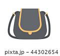 ハンドバッグ 手提げ がま口のイラスト 44302654