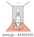 トイレ  44304356