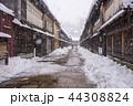 【雪 東山ひがし茶屋街】 44308824