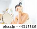 女性 女の人 女の写真 44315386