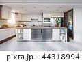 キッチン 厨房 台所のイラスト 44318994