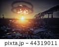 爆発 破裂 爆のイラスト 44319011