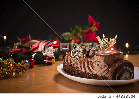 クリスマスケーキ 44323504