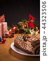 クリスマスケーキ 44323506