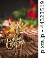ケーキ チョコレート ロウソクの写真 44323519