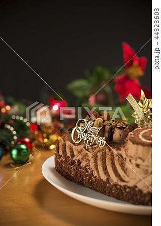 クリスマスケーキ 44323603