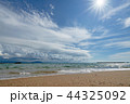 海 海岸 雲の写真 44325092