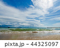 海 海岸 雲の写真 44325097