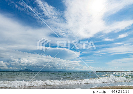 夏の津屋崎海岸【福岡県】 44325115