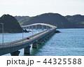 海 角島 角島大橋の写真 44325588