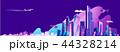 都市 ビル 建物のイラスト 44328214