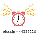 時計 時間 アイコン 44329228