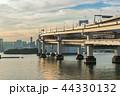 【東京都】レインボーブリッジ 44330132