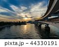 【東京都】レインボーブリッジ 44330191