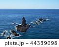 神威岬 積丹町 神威岩の写真 44339698